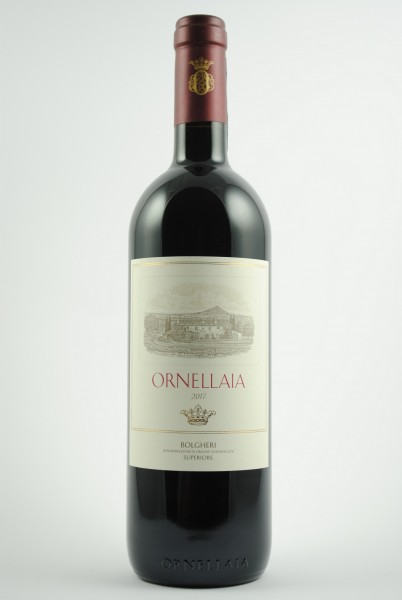 2017 Ornellaia Bolgheri Superiore