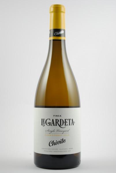 2019 Chivite Chardonnay Legardeta