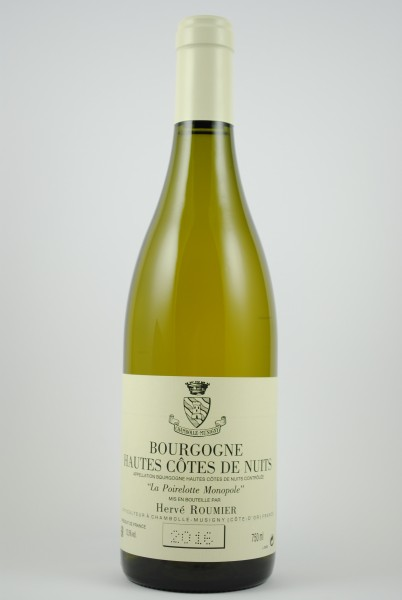 2016 Hautes Côtes de Nuits blanc