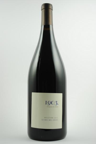 2015 Roc des Anges 1903 Carignan MAGNUM Roussillion / Côtes Catalanes