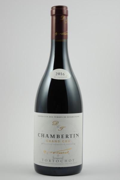 2016 Chambertin Grand Cru, Tortochot