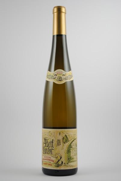 2015 Pinot Gris Grand Cru Sommerberg, Boxler