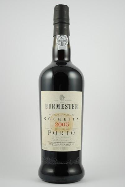 2005 COLHEITA PORT, Burmester