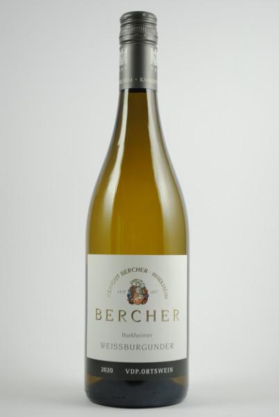 2020 Burkheimer Weissburgunder (VDP Ortswein) QbA trocken, Bercher