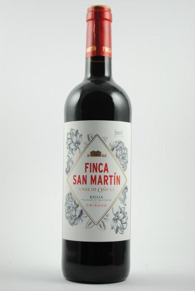 2017 Finca San Martin Crianza, La Rioja Alta