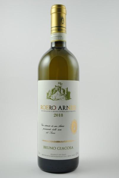 2018 Roero Arneis, Giacosa