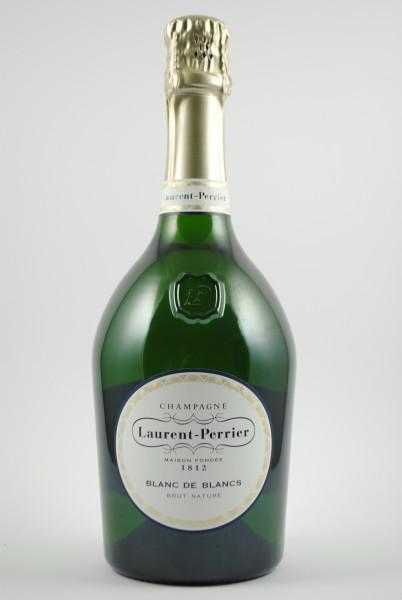 Champagner Laurent-Perrier Blanc de Blancs Extra Brut