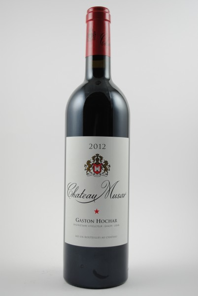 2012 Chateau Musar
