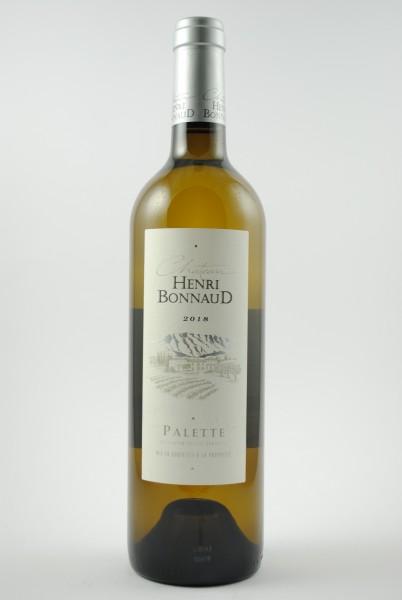 2018 Palette Blanc, Bonnaud