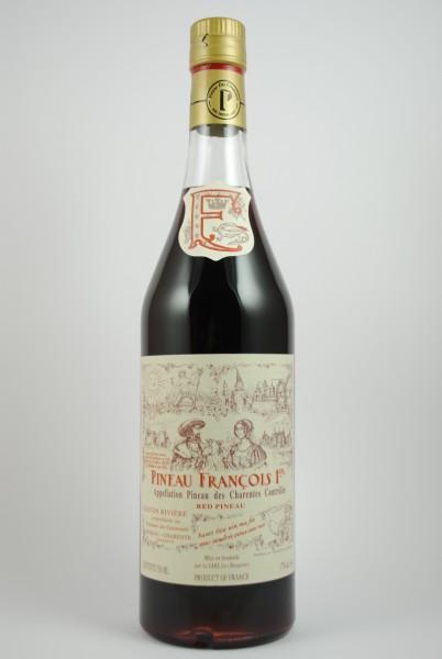 Pineau Francois 1er Rouge