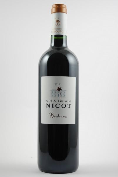 2018 Château Nicot