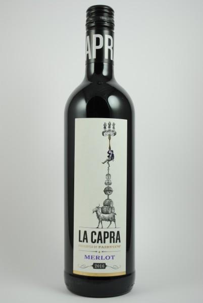 2016 Merlot La Capra