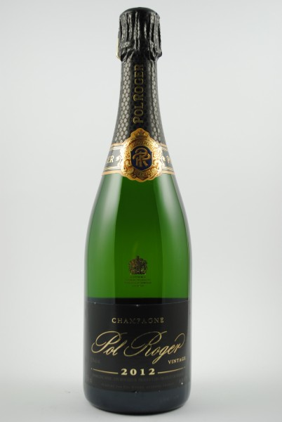 Champagner Pol Roger 2013