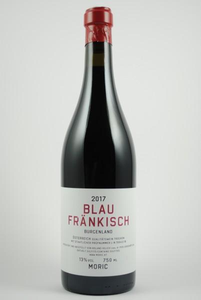 2017 Blaufränkisch, Moric