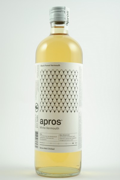 apros Black Forest Vermouth blanc