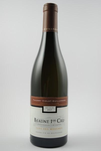 2017 Beaune 1er Cru Clos des Mouches rouge, Violot Guillemard