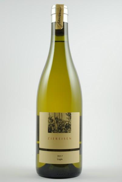 2017 Weissburgunder Lügle Badischer Landwein, Ziereisen