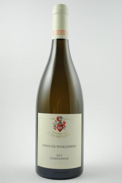 2015 Chardonnay Ihringer Winklerberg QbA trocken, Gleichenstein