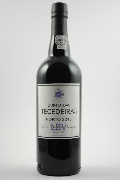 2015 Late Bottled Vintage Port Tecedeiras