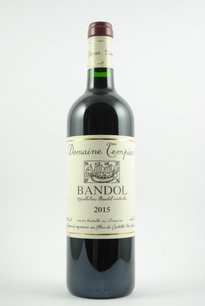 2015 Bandol Rouge, Tempier
