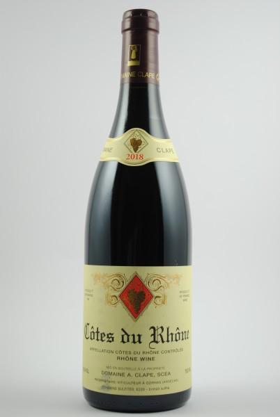 2018 Côtes du Rhône, Clape