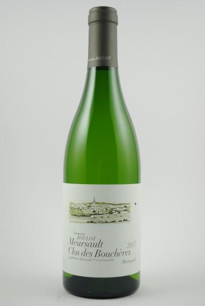 2017 Meursault 1er Cru Clos des Bouchères, Roulot
