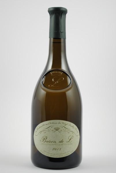 2015 Pouilly-Fumé Baron de L, Nozet