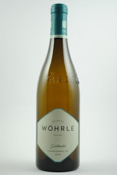 2019 Chardonnay Grosses Gewächs Gottsacker QbA trocken, Wöhrle
