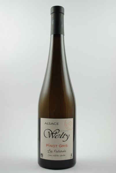 2018 Pinot Gris Les Naturels, Welty