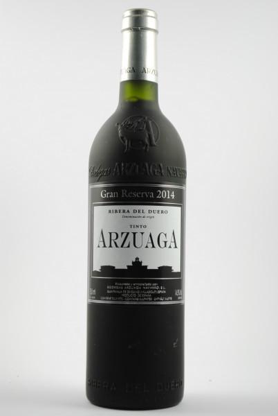2014 ARZUAGA Gran Reserva