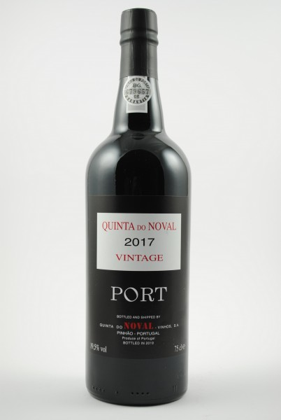 2017 Vintage Port, Quinta do Noval