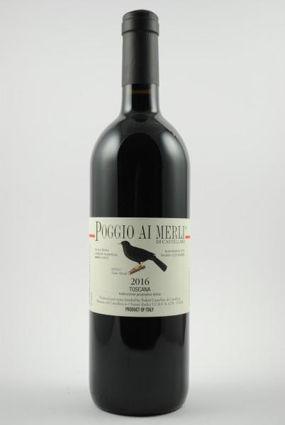 2016 POGGIO AI MERLI IGT (100% Merlot), Castellare