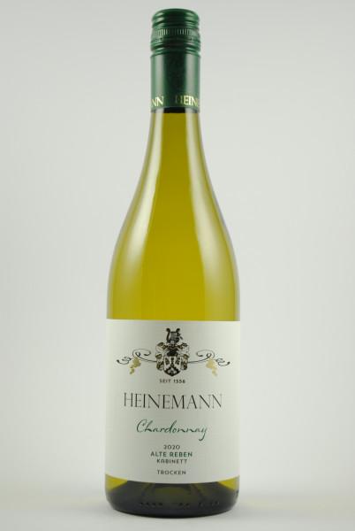 2020 Chardonnay Scherzinger Batzenberg Alte Reben Kabinett trocken, Heinemann