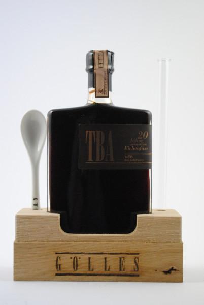 Wein Balsamessig TBA 20 Jahre gelagert im Eichenfass, Gölles