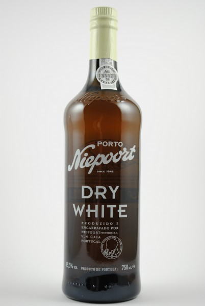 DRY WHITE Port, Niepoort