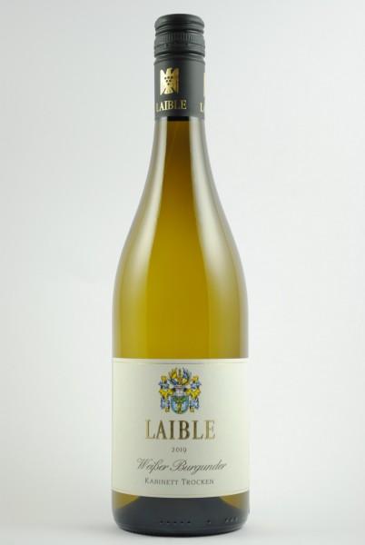 2019 Weissburgunder (Gutswein) Kabinett trocken, Laible