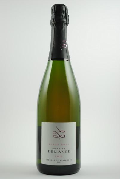 Crémant de Bourgogne Brut Rosé, Deliance