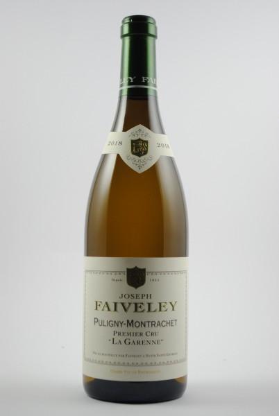 2018 Puligny-Montrachet 1er Cru La Garenne, Faiveley