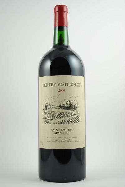 2000 Château Tertre Roteboeuf Grand Cru Magnum