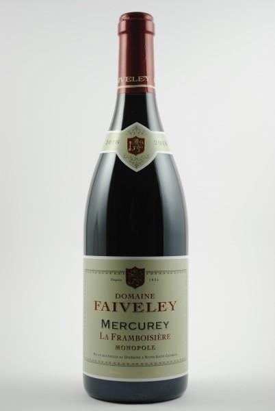 2018 Mercurey La Framboisière, Faiveley
