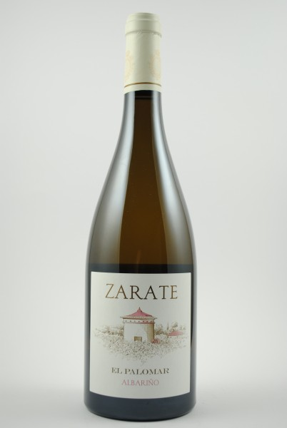 2018 ZARATE Albariño El Palomar