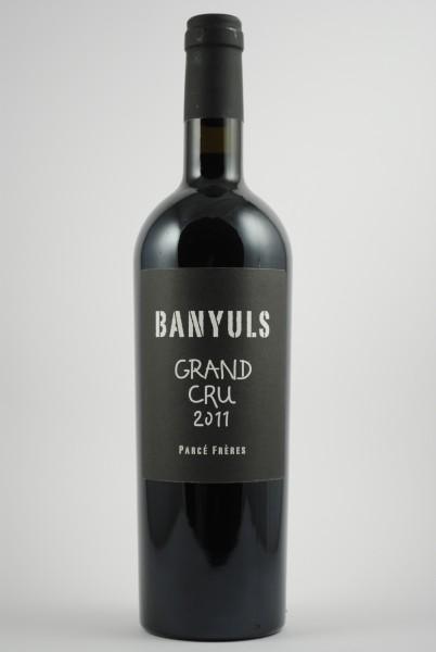 2011 Banyuls Grand Cru