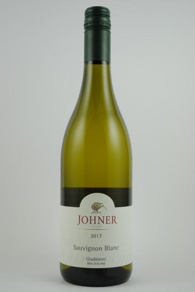 2019 Sauvignon Blanc Gladstone, Johner