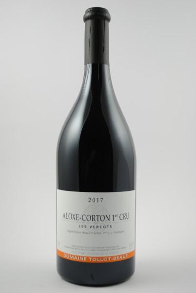 2017 Aloxe-Corton 1er Cru Les Vercots, Tollot Beaut