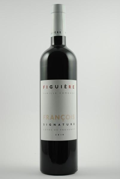 2018 CÔTES DE PROVENCE Cuvée François Rouge, Saint André de Figuière