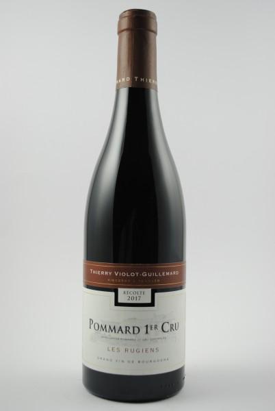 2017 Pommard 1er Cru 1er Cru Rugiens, Violot Guillemard