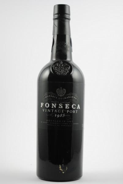 1985 Vintage Port, Fonseca