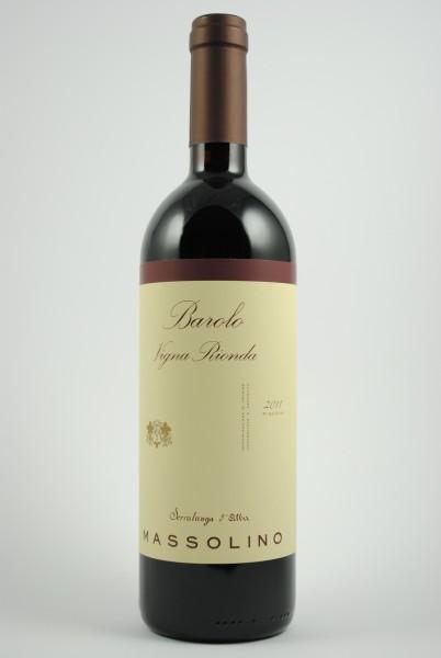2011 BAROLO Vigna Rionda Riserva