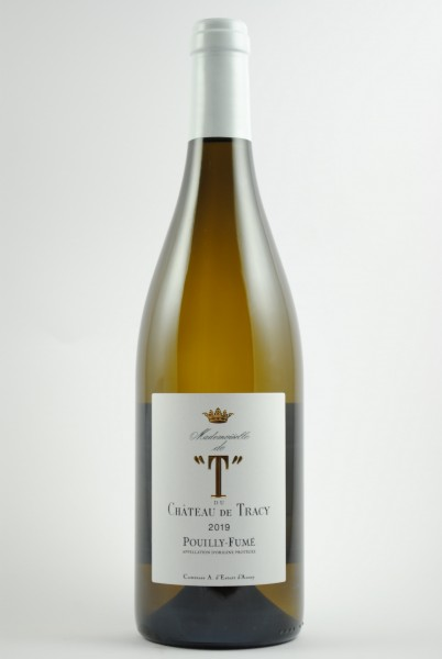 2019 POUILLY - FUMÉ Mademoiselle de T, Tracy