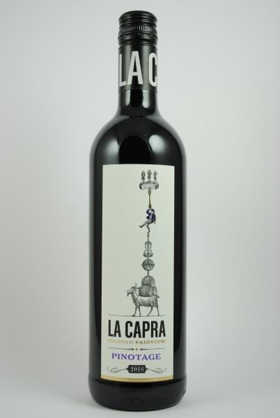 2016 Pinotage La Capra